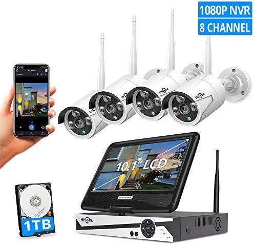 Expandable Monitor Wireless Security Hiseeu product image