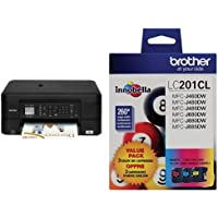Printer and 3-Pack Ink Bundle