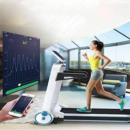 SMQHH Treadmills Cardio Training, Treadmills for Home Folding Running Jogging Machine Gym Treadmill Fitness Electric 3