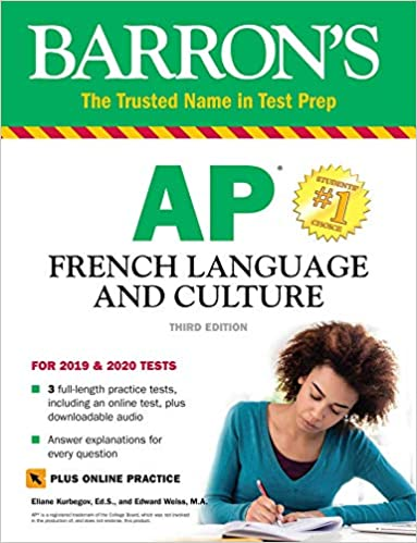 Barron S AP French Language And Culture With