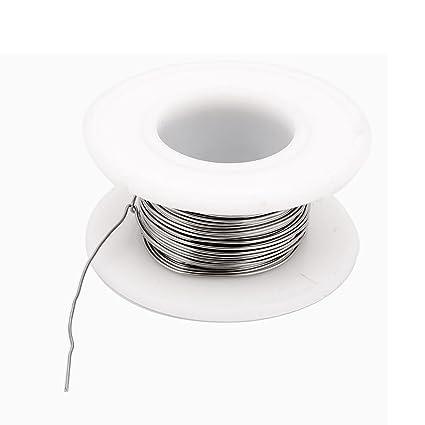sourcingmap® 5M con 16,4ft de 0,5 mm de cable 24 AWG