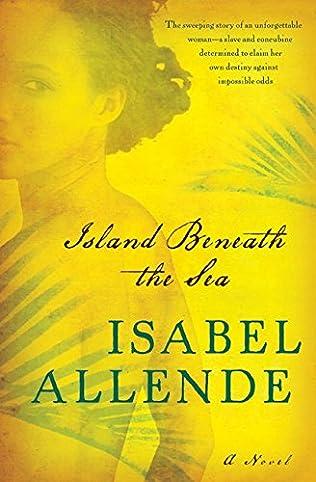 book cover of Island Beneath the Sea