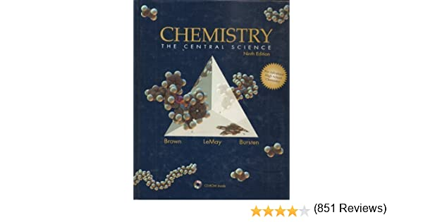 Chemistry the central science theodore l brown 9780130484505 chemistry the central science theodore l brown 9780130484505 amazon books fandeluxe Images