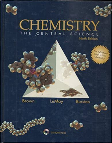 Chemistry the central science theodore l brown 9780130484505 chemistry the central science 9th edition fandeluxe Images