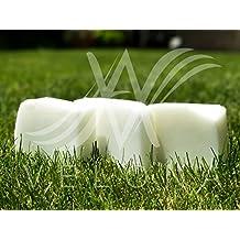Goats Milk Glycerin Melt & Pour Soap Base Organic velona (5lb)