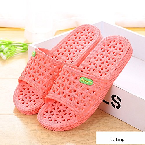 Le coperti Pantofole colori D pantofole di 5 plastica plastica bagno coppie formato di antisdrucciolevoli signore estate maschio ZZHF opzionali delle sandali bagno i di di facoltativo di Pantofole zpSqddU