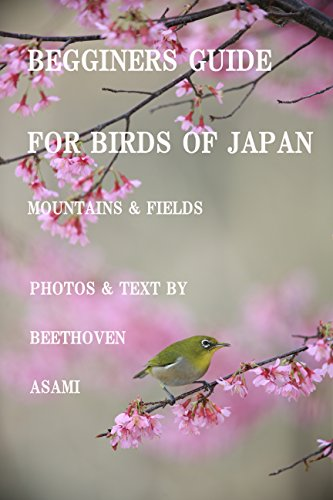 Beginners Guide for Birds of Japan Mountains and Fields