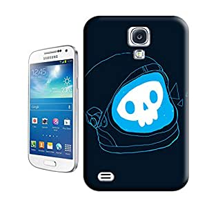 WBOX DIY Fashion Space Doodle II TUP Mobile Phone Hard Shell Case Fit for Samsung Galaxy S4 I9500