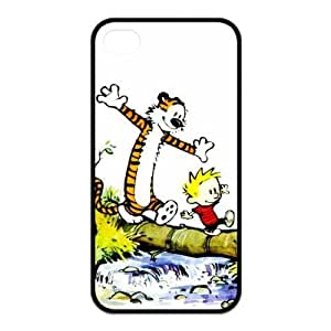 CreateDesigned Calvin and Hobbes Case Cover for Apple iPhone 6 4.7 TPU Case
