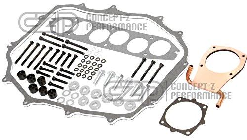 MOTORDYNE COPPER ISO 5/16 PLENUM SPACER FX35 350Z G35 M35 by Motordyne