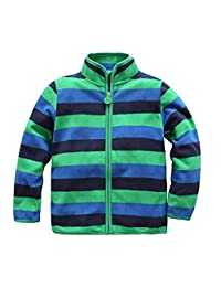 Happy angel Boys Cartoon Fleece Jacket Thomas/&Friends Winter Coat Hoodies Long Sleeve Winter Warm Outfit
