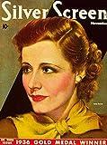 Irene Dunne Poster Movie Magazine Cover 1930's 11x17