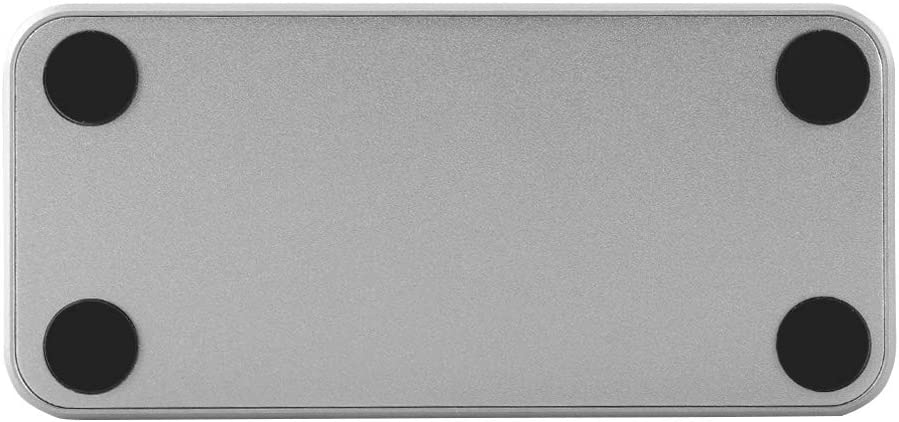 Alomejor1 Capturador de Tarjeta de Captura HDMI a Type-C HD USB3.0 Grabador de Tarjeta de Captura de Video Dispositivo de Captura HD para Video Juego de transmisi/ón en Vivo