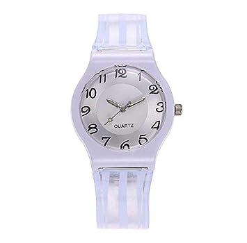 Limpieza de venta! Relojes para mujer, ICHQ mujeres adolescentes niñas de cuarzo relojes de