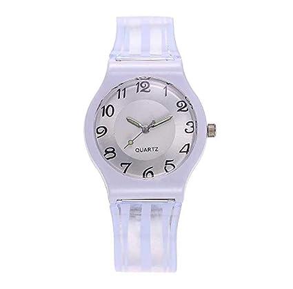 Relojes para mujer, ICHQ mujeres adolescentes niñas de cuarzo relojes de