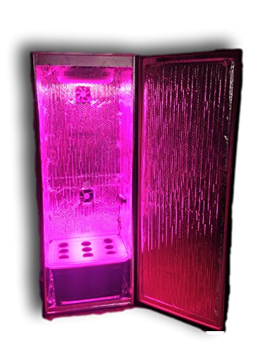 516aE49XuWL Yield Machine Max 4 Foot LED Grow Box