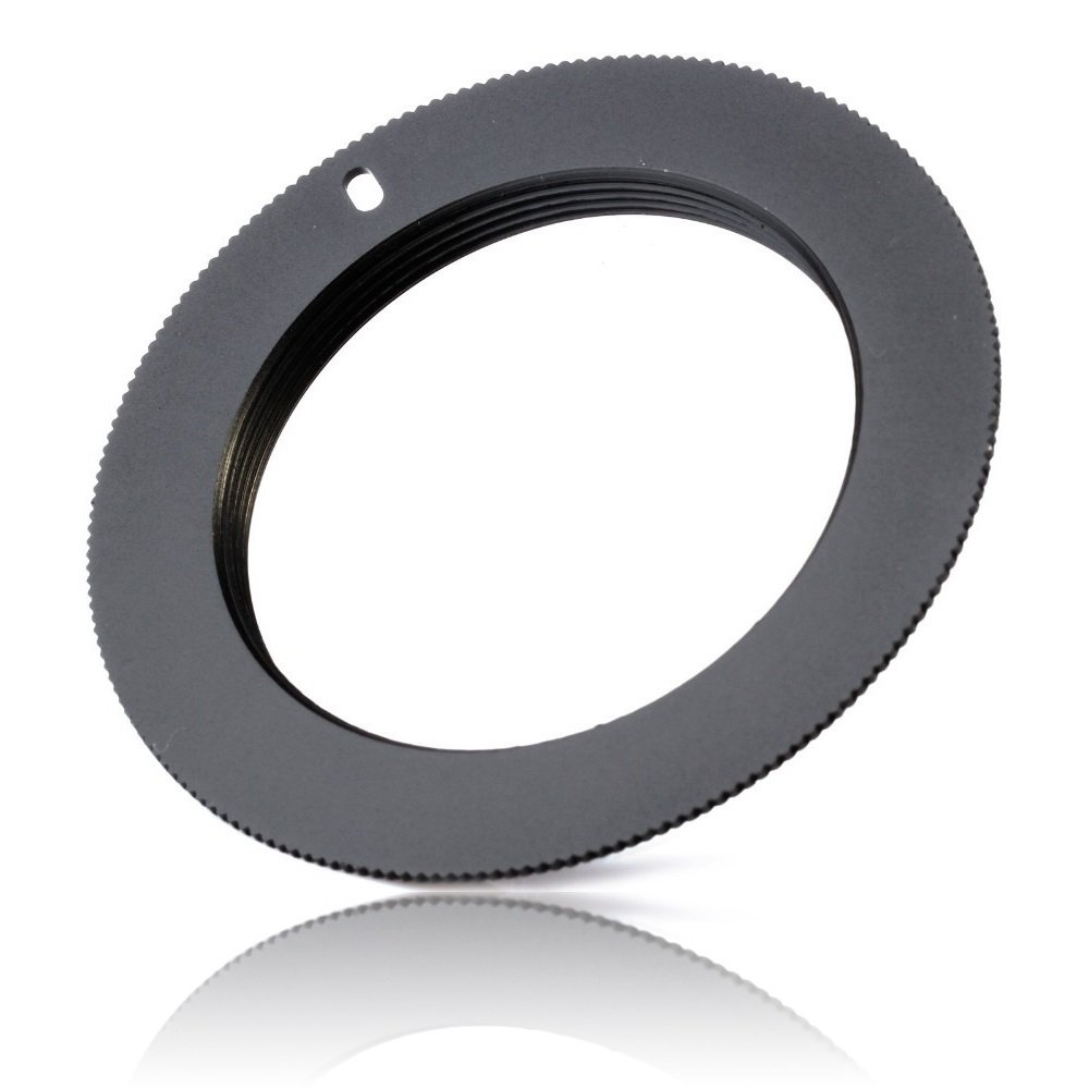 BlueBeach Aluminium Alloy Lens Mount Adapter Converter for M42 Lens to Nikon Nikkor F Mount DSLR SLR Camera