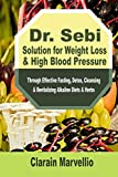 Dr. Sebi Solution for Weight Loss & High Blood