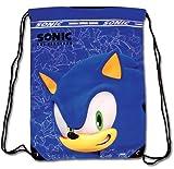 Sonic The Hedgehog - Sonic Drawstring Bag