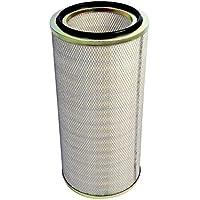 "Cartridge Dust Collector Filter for Uniwash / Polaris Intercept Horizontal Dust Collector (13.84"" x 26"") - 80/20 CPFR Media"
