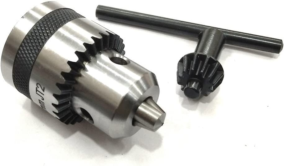 Super Heavy Duty Drill Chuck with Key JT33 Taper in Prime Quality
