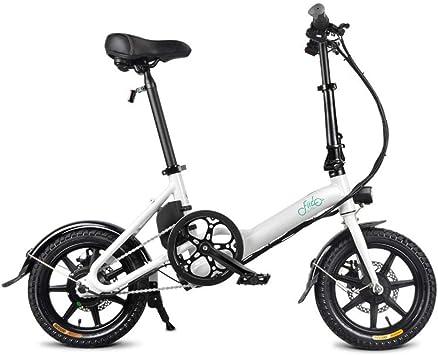 Bicicleta eléctrica, La bicicleta urbana, Llanta de 14 pulgadas ...