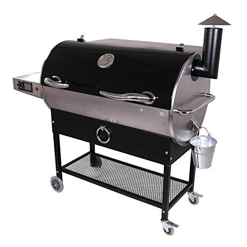 Rec Tec Grills Bull Rt 700 Portable Wood Pellet Grill W