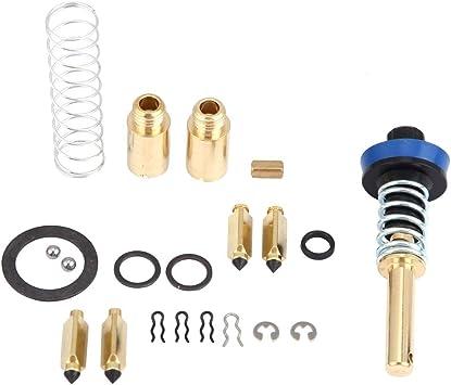 Kit de reconstruction de carburateur Edelbrock Carb Outils de r/éparation 1400 1403 1403 1405 1406 1407 1411 1409 Kit de r/éparation de carburateur
