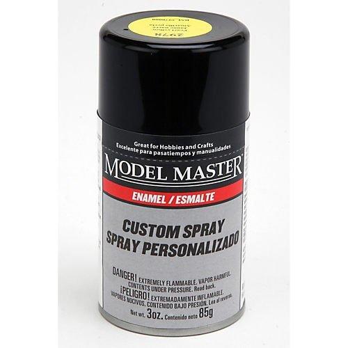 - Testor Corp. MM 3oz Pearl Yellow Spray (G)