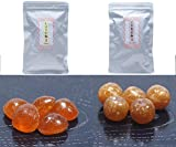 Japanese Traditional Recipe Candy Ginger with Sesame candy & Ginger throat candy