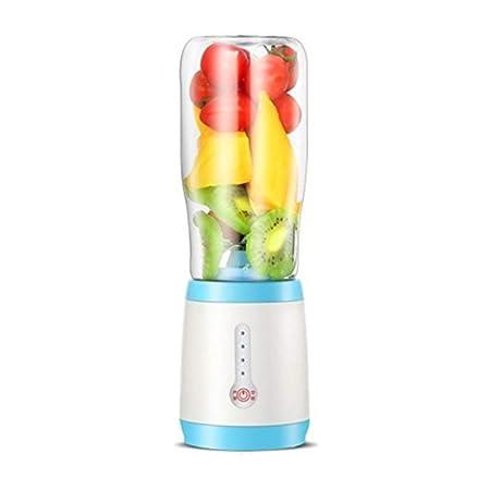 YJLGRYF Licuadora Recargable USB Juicer Bottle Home Blender for ...