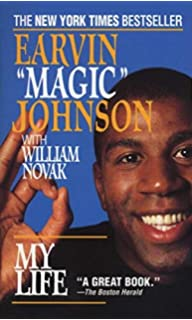 My Life by Earvin Magic Johnson (1993-09-01)
