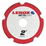 Lenox Tools 1972917 METALMAX Diamond Edge Cutoff Wheel, 2'' x 3/8''