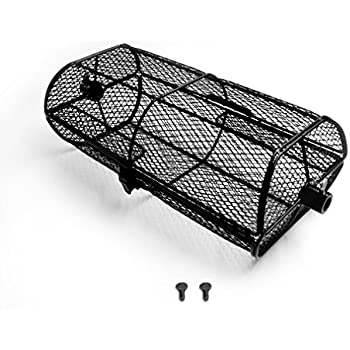 onlyfire Universal Rotisserie Grill Peanut Beans French Fries Basket Fits for Any Gas Grill