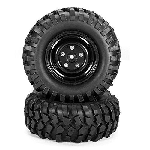HobbyAnt HOBBY MASTER 1 10 96mm Tires For RC Crawler Car HC12003