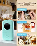 Phomemo D30 Bluetooth Label Maker-with 5 Roll