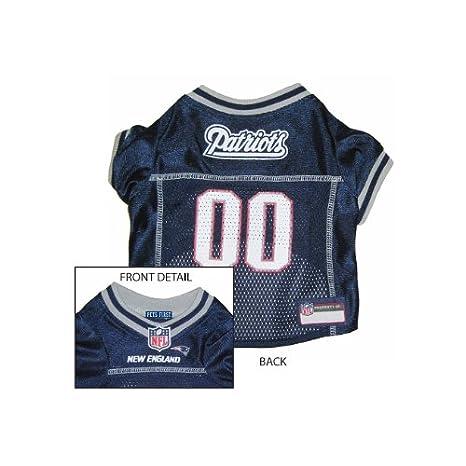 buy popular bde5b e8bcd NFL New England Patriots Dog Jersey - Medium