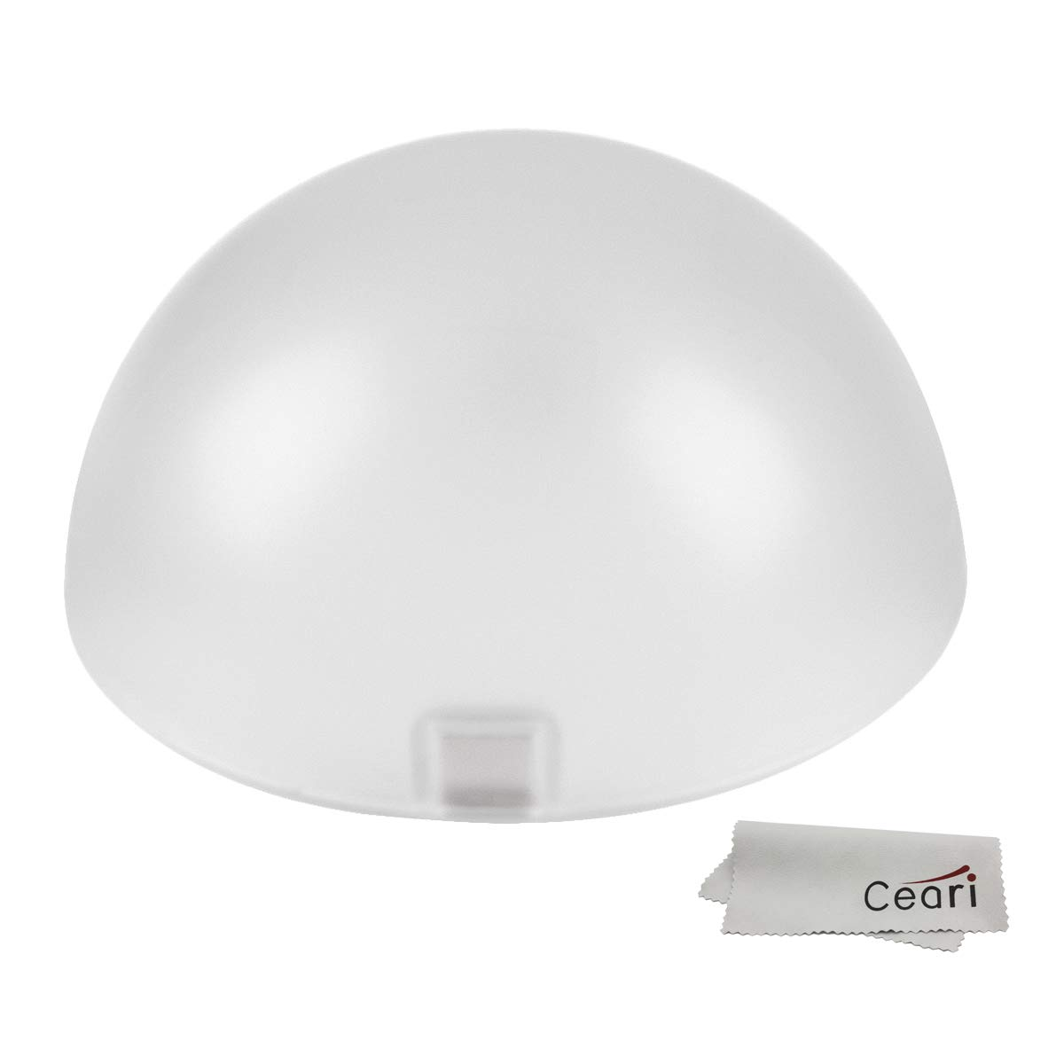 Godox AK-R11 Dome Diffuser, Compatible with Godox V1 Flash Series, V1-S, V1-C, V-1N, use with Godox H200R Round Flash Head, AD200 Pro, AD200 by Godox