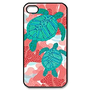 Animal Prints ZLB574270 Brand New Phone Case for Iphone 4,4S, Iphone 4,4S Case by icecream design