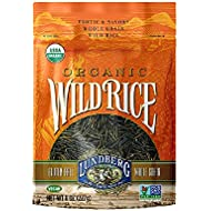 Lundberg Family Farms Organic Wild Rice, 8 Ounce