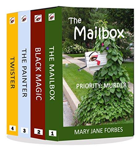 Elizabeth Stitchway Private Investigator Cozy Mystery Series: Box Set - 4 - Stitch Jane