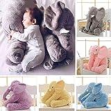 Dongtu Kids Children Baby Girls Cotton Blend Plush Cute Elephant Doll Toys Plush Puppets