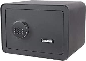 DuraBox Personal Security Safe with Electronic Digital Lock (Standard)