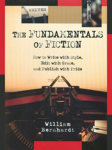 The Fundamentals of Fiction: Editing