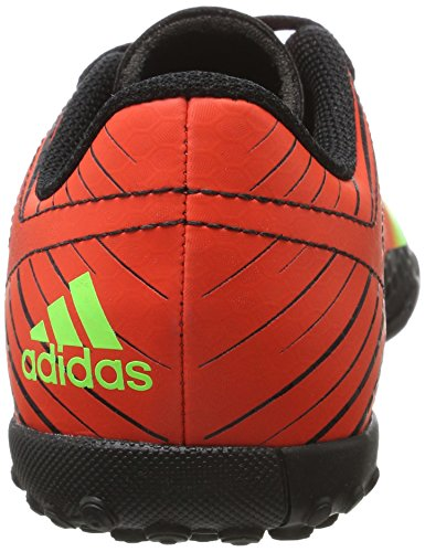 4 Boots Messi Kids' Turf 15 Football Black Red Unisex adidas XWTpn4T