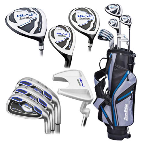 Tour Edge HL-J Junior B07FX7267W Complete Complete Golf Set Sizes) w/ Bag (Multiple Sizes) B07FX7267W, リゾート&リラックスショップ波音:2edfd9af --- cooleycoastrun.com