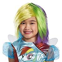 Rainbow Dash Wig -Child