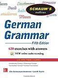 Schaum's Outline of German Grammar 5/E