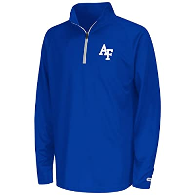 Colosseum Youth Air Force Falcons Quarter Zip Wind Shirt