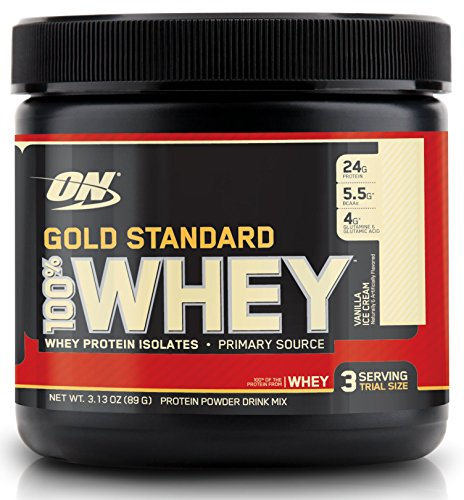 Gold Standard Whey Protein Cake Batter Review